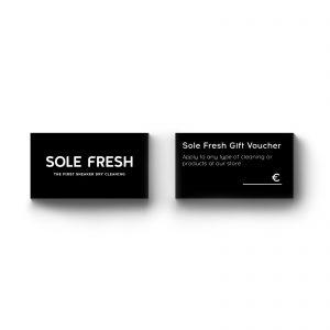 Sole Fresh Gift Voucher